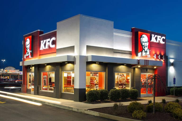 commercial air conditioning perth - Kentucky Fried Chicken